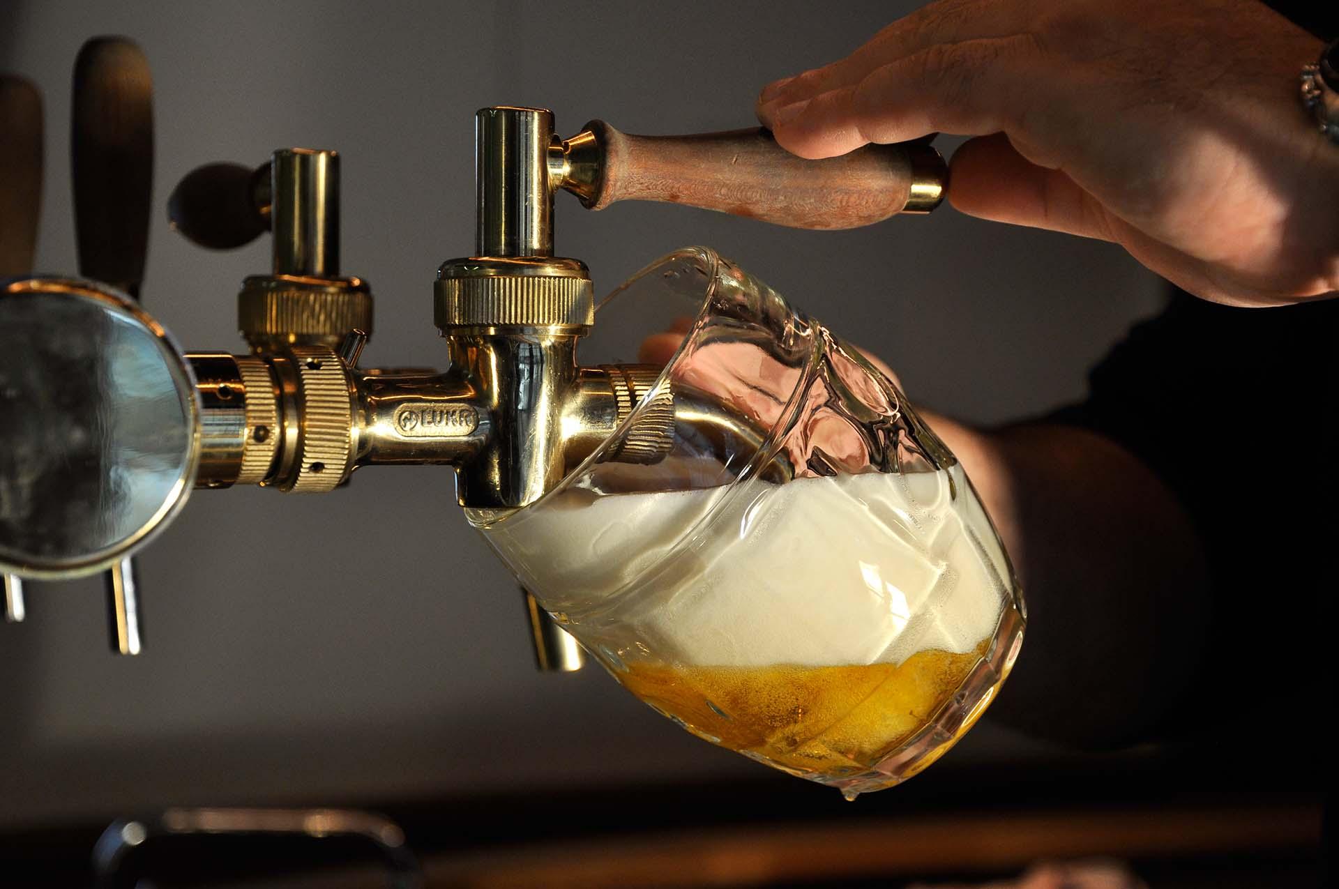Řemeslné pivovary